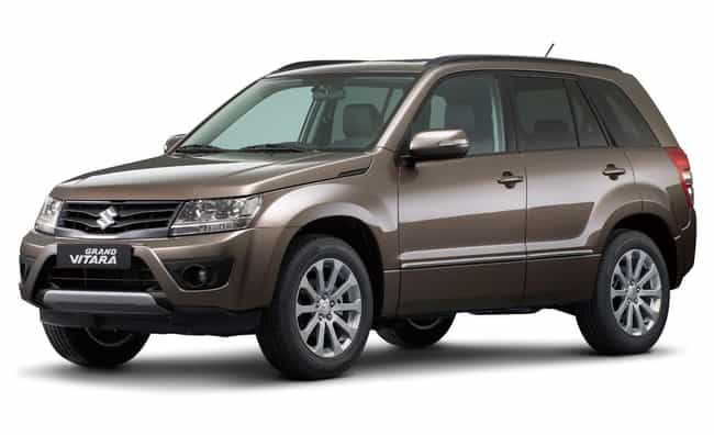 Suzuki Grand Vitara is listed (or ranked) 2 on the list List of Popular Suzuki SUV 4WDs
