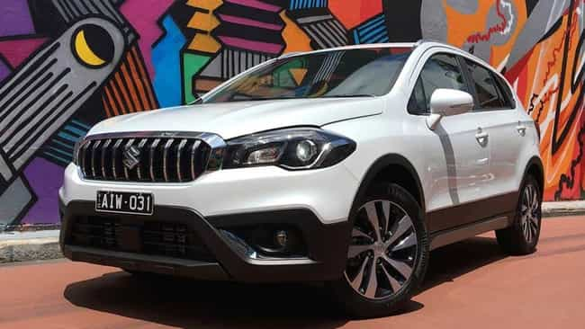Suzuki S-Cross is listed (or ranked) 1 on the list List of Popular Suzuki SUV 4WDs