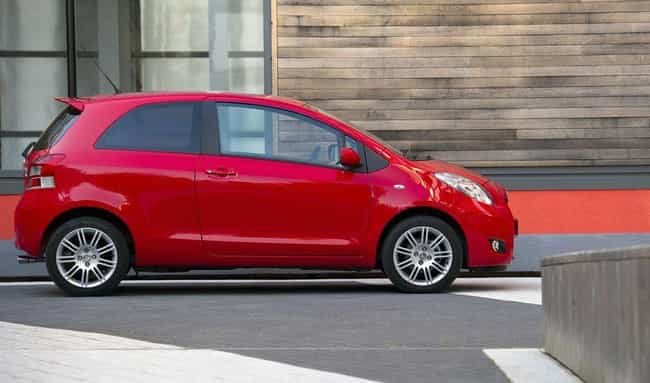 Toyota Yaris is listed (or ranked) 4 on the list List of Popular Toyota Hatchbacks