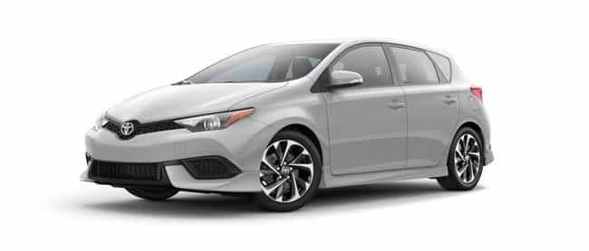 Toyota Corolla iM is listed (or ranked) 2 on the list List of Popular Toyota Hatchbacks