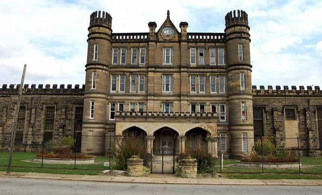 Moundsville Penitentiary Revis... is listed (or ranked) 2 on the list How Notoriously Spooky And Haunted Locations Celebrate Halloween Every Year