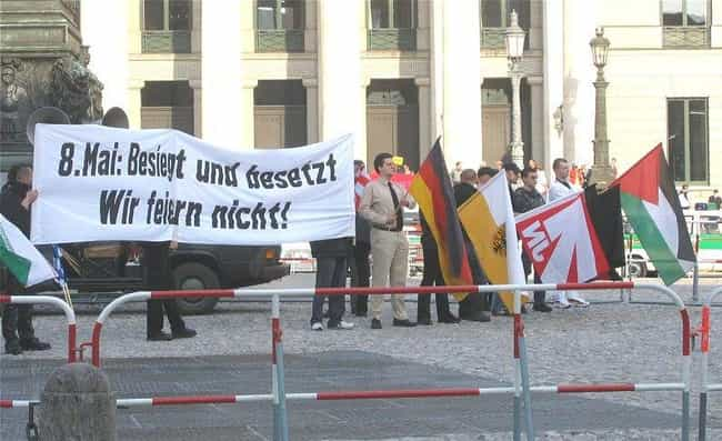 Their Banners Include Offensiv... is listed (or ranked) 3 on the list What Nazis In Germany Look Like Today Without Nazi Symbols