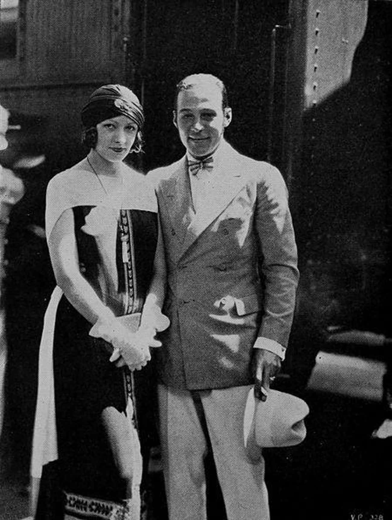 After A Scandalous Palm Springs Honeymoon, Rudolph Valentino Was Charged With Bigamy