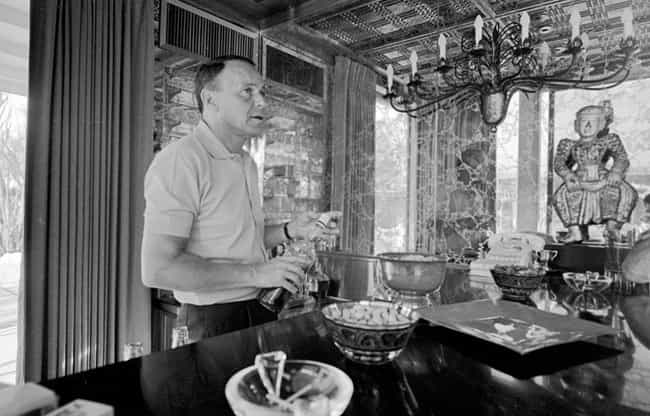 Frank Sinatra Flew A Jac... is listed (or ranked) 4 on the list Wild Stories From Palm Springs, Old Hollywood's Hidden Oasis
