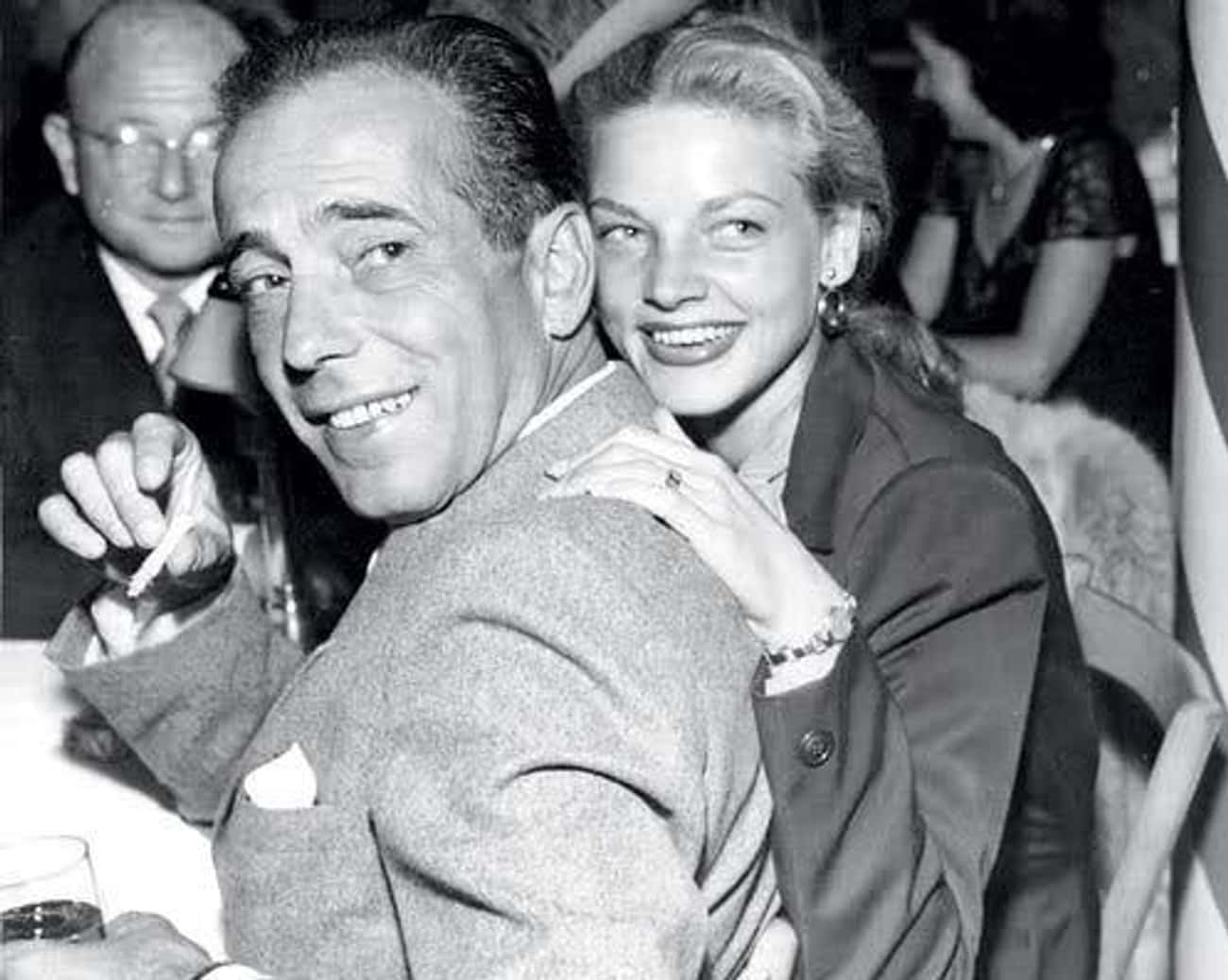 Lauren Bacall Allegedly Began An Affair With Frank Sinatra While Humphrey Bogart Was Dying Of Cancer