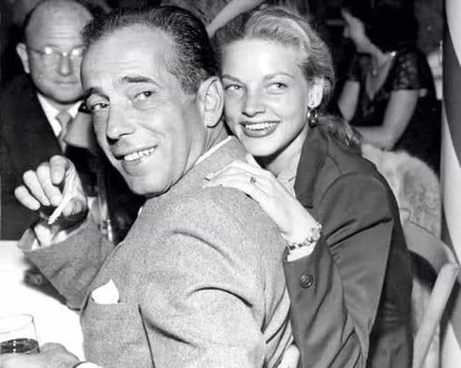 Lauren Bacall Allegedly ... is listed (or ranked) 1 on the list Wild Stories From Palm Springs, Old Hollywood's Hidden Oasis