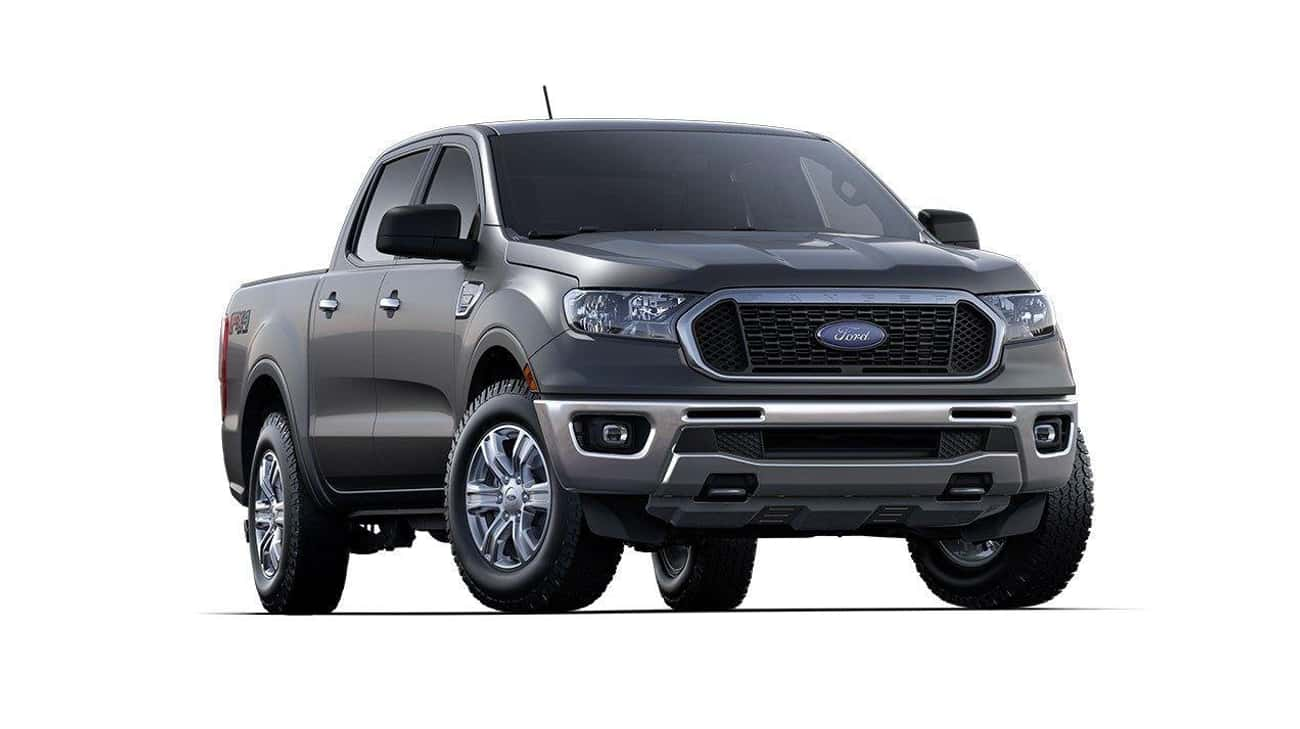 Ford Ranger is listed (or ranked) 3 on the list List of Popular Ford Trucks