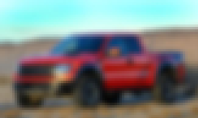 Ford F-150 SVT Raptor is listed (or ranked) 1 on the list List of Popular Ford Trucks
