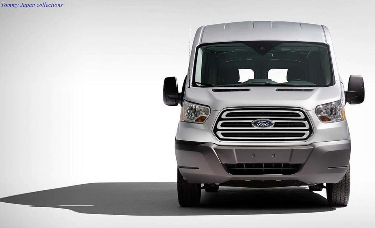 Ford Transit 250 is listed (or ranked) 3 on the list List of Popular Ford Vans
