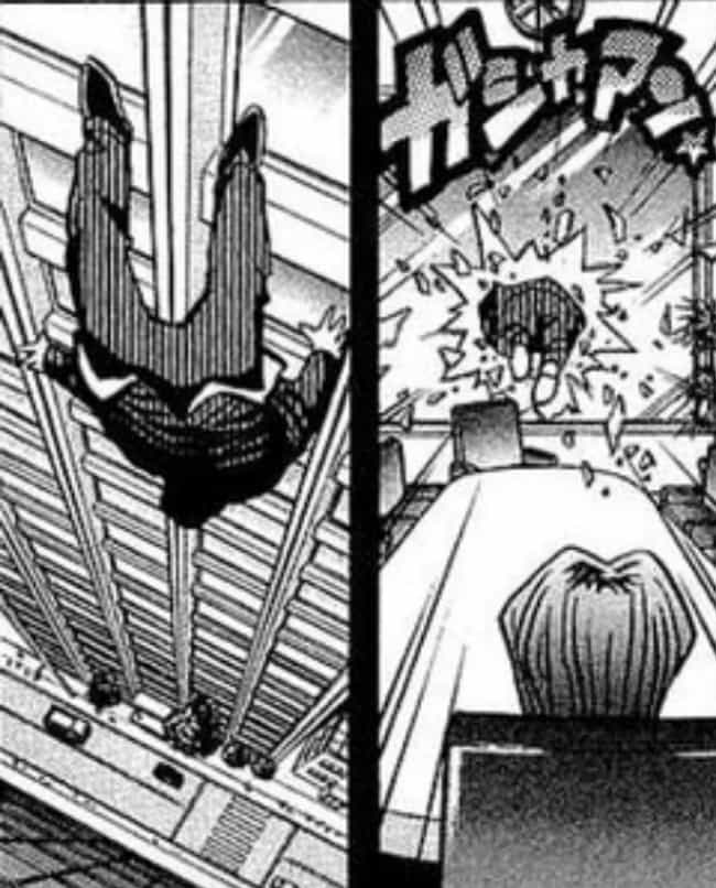 Gozaburo Kaiba Throws Hi... is listed (or ranked) 4 on the list 15 Dark Moments From The 'Yu-Gi-Oh!' Manga That Were Cut From The Anime