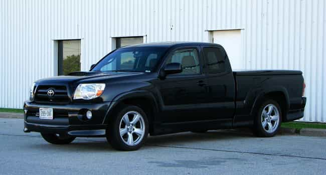 Toyota Tacoma is listed (or ranked) 3 on the list List of Popular Toyota Trucks