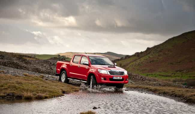 Toyota Hilux is listed (or ranked) 2 on the list List of Popular Toyota Trucks