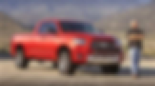 Toyota Tundra Ivan Ironman Ste... is listed (or ranked) 4 on the list List of Popular Toyota Trucks