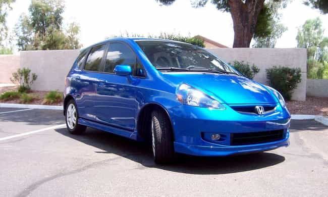 Honda Fit is listed (or ranked) 1 on the list List of Popular Honda Hatchbacks
