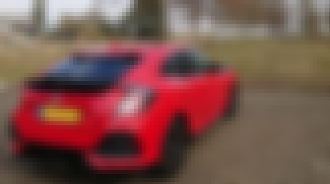 Honda Civic Hatchback is listed (or ranked) 2 on the list List of Popular Honda Hatchbacks