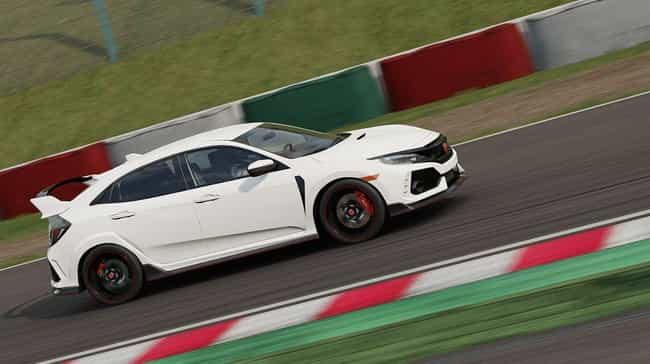Honda Civic Type R Hatch... is listed (or ranked) 4 on the list List of Popular Honda Hatchbacks