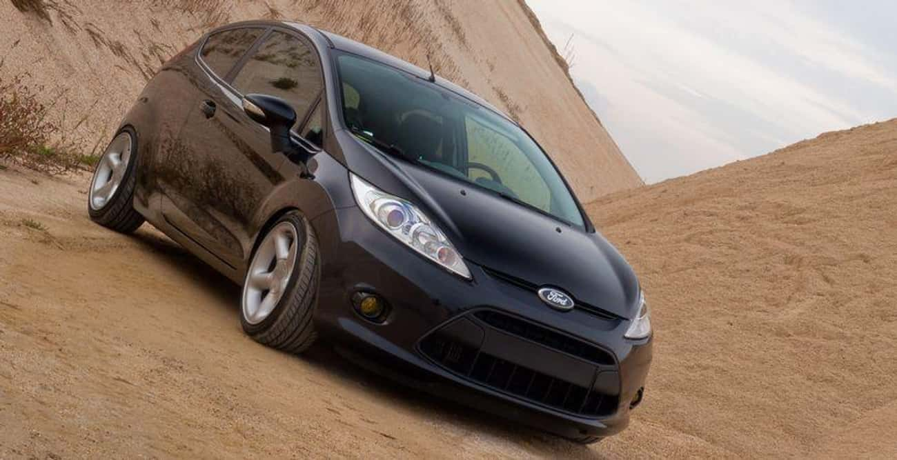 Ford Fiesta is listed (or ranked) 4 on the list List of Popular Ford Hatchbacks