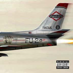 The Ringer is listed (or ranked) 1 on the list The Best Songs on Eminem's Album Kamikaze