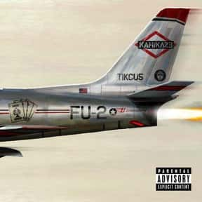 Greatest is listed (or ranked) 5 on the list The Best Songs on Eminem's Album Kamikaze