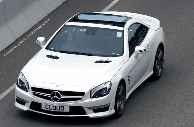 Mercedes Benz Sl63 Amg Is Listed Or Ranked 1 On The List