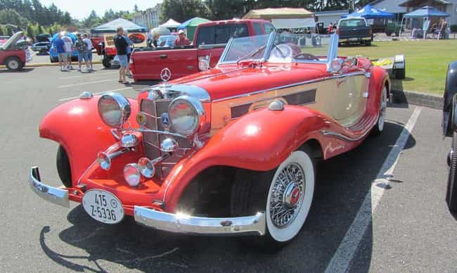 Mercedes-Benz 540K is listed (or ranked) 4 on the list List of Popular Mercedes-Benz Convertibles