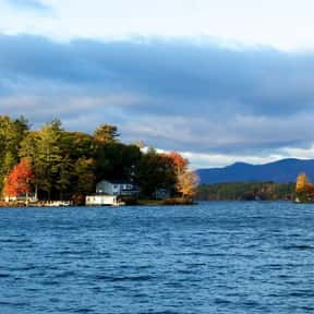 Lake Winnipesaukee is listed (or ranked) 22 on the list The Best U.S. Cities for Vacations