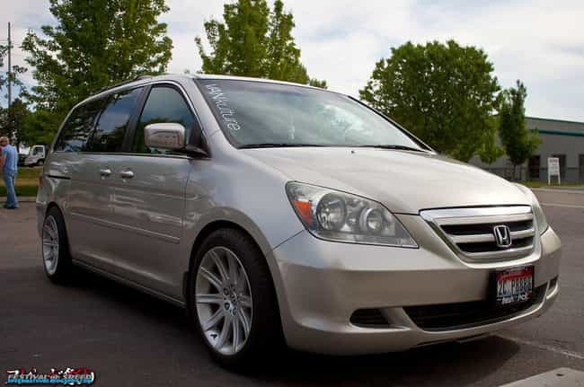 Honda Odyssey EX is listed (or ranked) 1 on the list List of Popular Honda Minivans