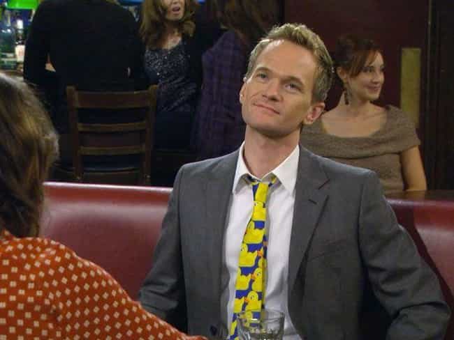 Barney Isn't Really A Woma... is listed (or ranked) 3 on the list Legendary 'How I Met Your Mother' Fan Theories