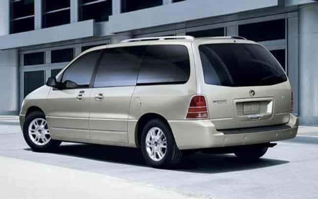 Mercury Monterey Luxury is listed (or ranked) 2 on the list List of Popular Mercury Minivans