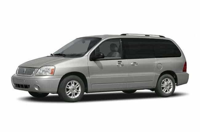 Mercury Monterey Premier is listed (or ranked) 3 on the list List of Popular Mercury Minivans
