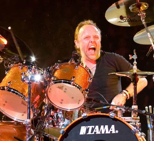 Lars Ulrich Borrowed Def Leppa... is listed (or ranked) 3 on the list Fascinating Facts From The Making Of Metallica's 'Master Of Puppets'