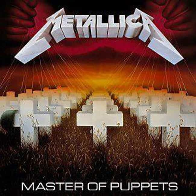 The Back Cover Photo Of Kirk H... is listed (or ranked) 2 on the list Fascinating Facts From The Making Of Metallica's 'Master Of Puppets'