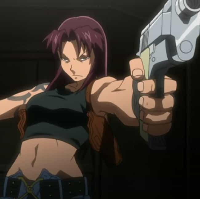 What Do We Really Value in Lif... is listed (or ranked) 3 on the list The Best Revy Quotes From Black Lagoon