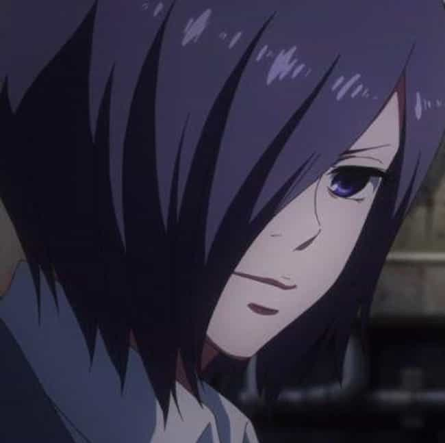 Hunger of a Ghoul is listed (or ranked) 4 on the list The Best Touka Kirishima Quotes