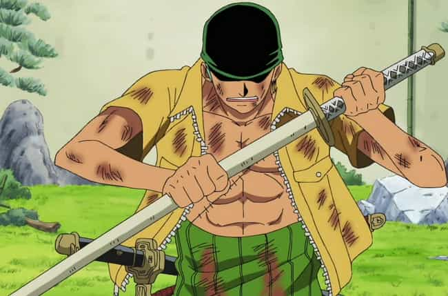 Wadō Ichimonji - 'One Piece' is listed (or ranked) 4 on the list The 15 Greatest Anime Swords Of All Time