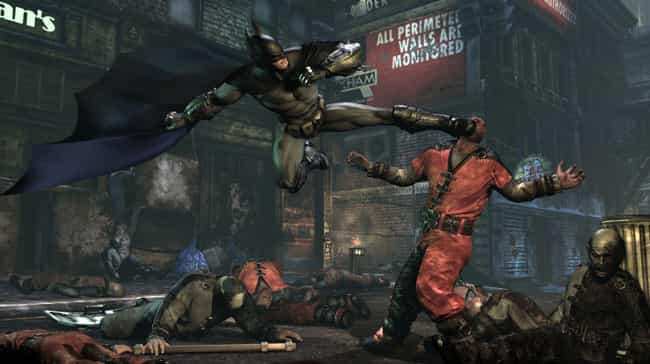 The Games Showcase Batman's Va... is listed (or ranked) 2 on the list Why Rocksteady's Arkham Trilogy Is Superior To Christopher Nolan's Dark Knight Trilogy