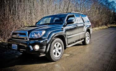 Toyota 4Runner is listed (or ranked) 1 on the list List of Popular Toyota Sport utility vehicles