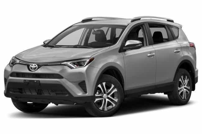 Toyota Suv Names >> List Of Popular Toyota Sport Utility Vehicles