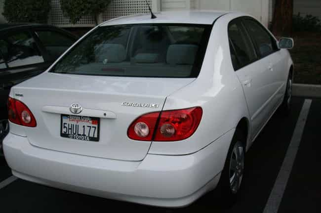 Toyota Corolla LE is listed (or ranked) 3 on the list List of Popular Toyota Sedans