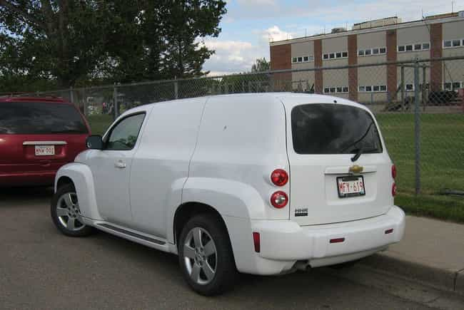 Chevrolet HHR Panel LS ... is listed (or ranked) 1 on the list List of Popular Chevrolet Vans