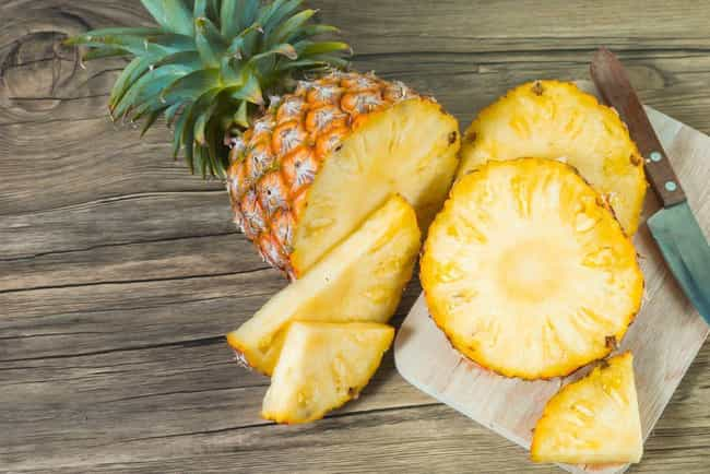 Pineapples On Pizza Means Adde... is listed (or ranked) 3 on the list Here's Definitive Proof Pineapple Is An Acceptable Pizza Topping