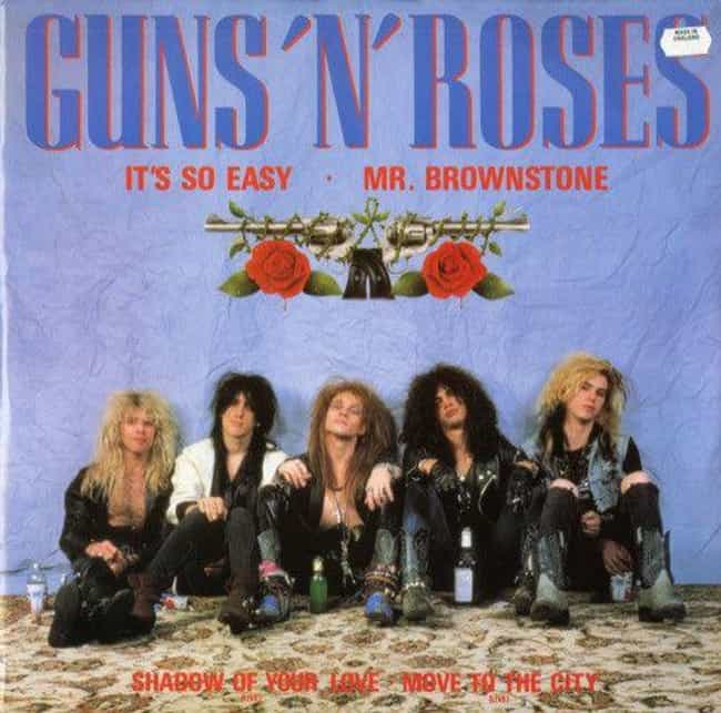 The Band Nearly Destroyed Thei... is listed (or ranked) 2 on the list Wild, Over-The-Top Stories From The Making Of Guns N' Roses' 'Appetite for Destruction'
