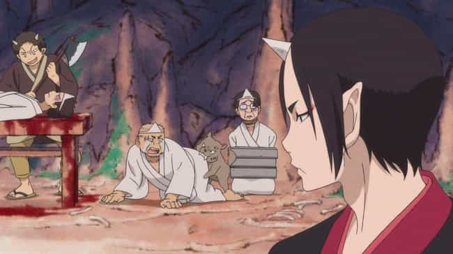 Hoozuki no Reitetsu is listed (or ranked) 1 on the list 20 Semi-Obscure Anime to Check Out If You Need Something To Watch