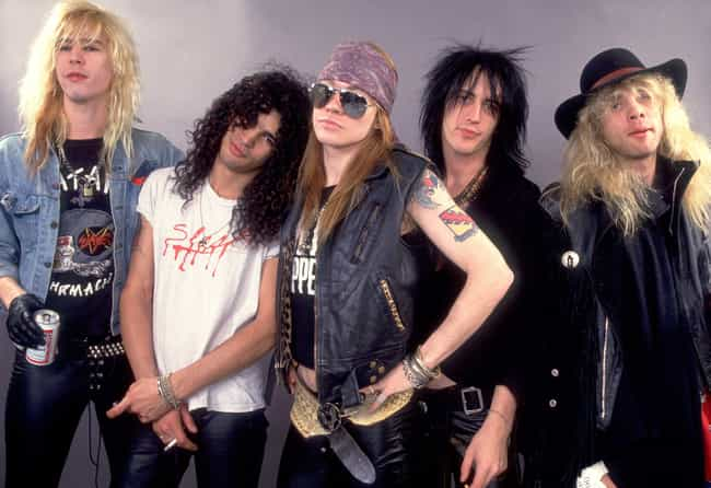 Only The Studio Was Sacred is listed (or ranked) 3 on the list Wild, Over-The-Top Stories From The Making Of Guns N' Roses' 'Appetite for Destruction'