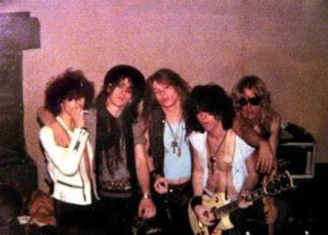 They Were Known As 'The Mo... is listed (or ranked) 1 on the list Wild, Over-The-Top Stories From The Making Of Guns N' Roses' 'Appetite for Destruction'