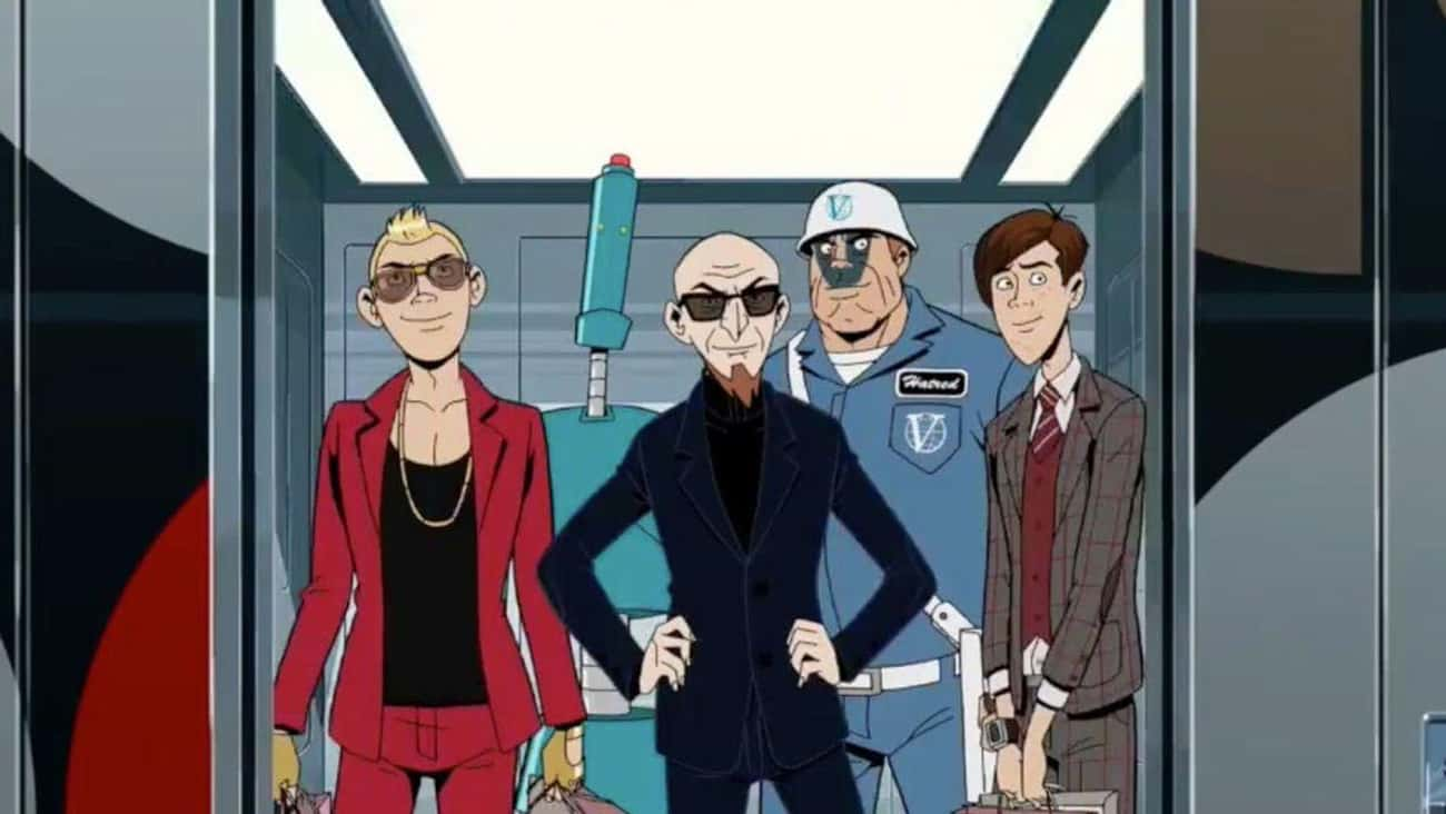 'The Venture Bros.' Ha is listed (or ranked) 1 on the list Why 'The Venture Bros.' Is Better Than 'Rick And Morty'