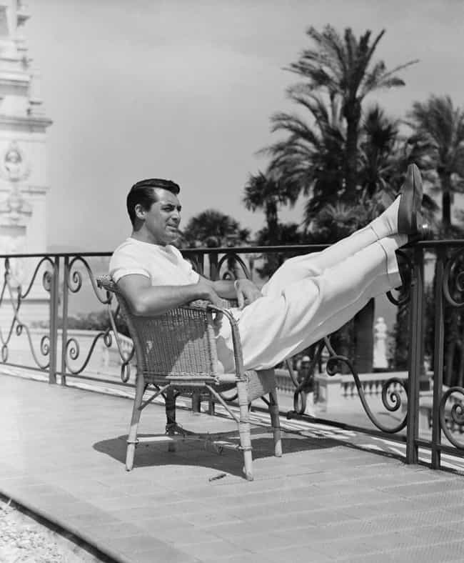 Cary Grant Dropped Sacks Of Fl... is listed (or ranked) 1 on the list The Golden Age, History, And Secrets Of Hearst Castle, Hollywood's Party Pad