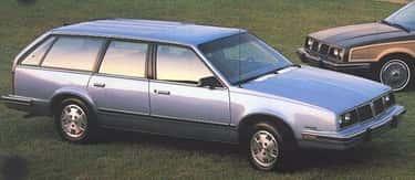 Pontiac 6000 Station Wagon