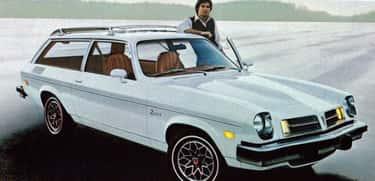 Pontiac Sunbird Safari Wagon