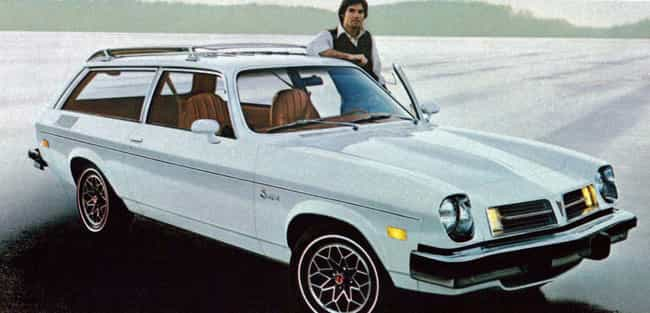 Pontiac Sunbird Safari Wagon is listed (or ranked) 2 on the list List of Popular Pontiac Station Wagons